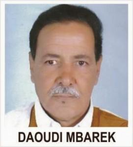 Daoudi Mbarek