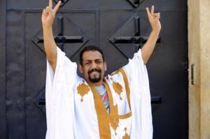 Ali Salem Tamek one of three activists f