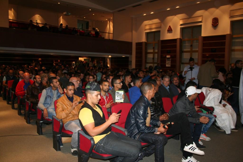 eucoco +manifest +Aminetu Haidar LPGC 14-15-16-20-11-2014 madrid 1037