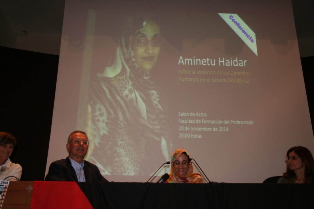 eucoco +manifest +Aminetu Haidar LPGC 14-15-16-20-11-2014 madrid 1054