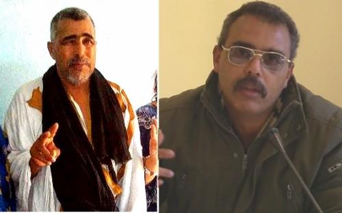 Mohamed Yahdih Lemjeyid y Sidahmed Lemjeyid