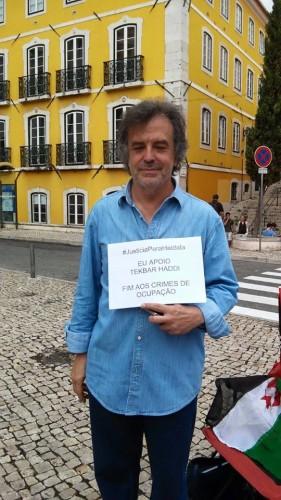 José Rodrigues de la Asociación José Afonso