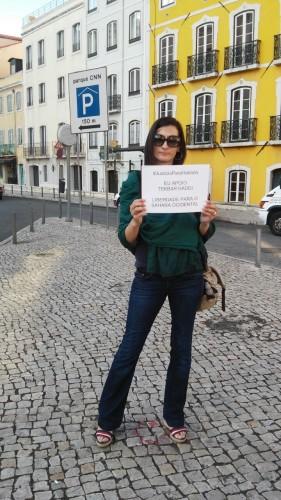 Catarina Casanova, profesora universitaria, antropologa