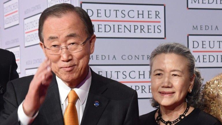 """Ban Ki-moon é alvo de crítica devido à """"falta de imparcialidade"""" relativamente à situação no Saara Ocidental"""