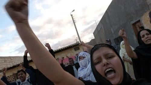 mujer saharaui 1
