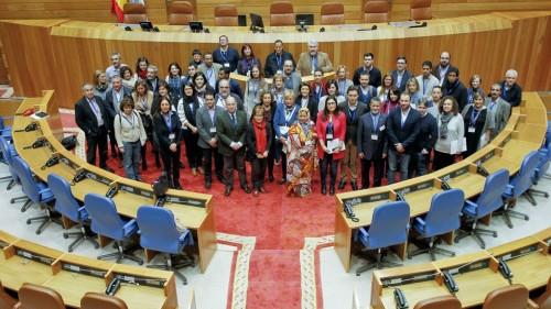 xx conferecia parlamentos sahara