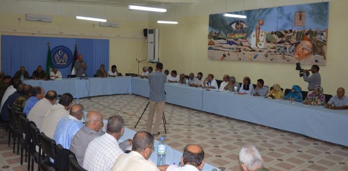 consejo ministros sahara