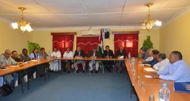 gobierno saharaui