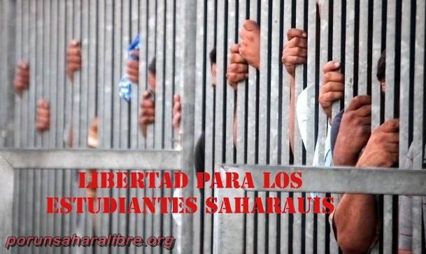 libertad para estudiantes saharauis