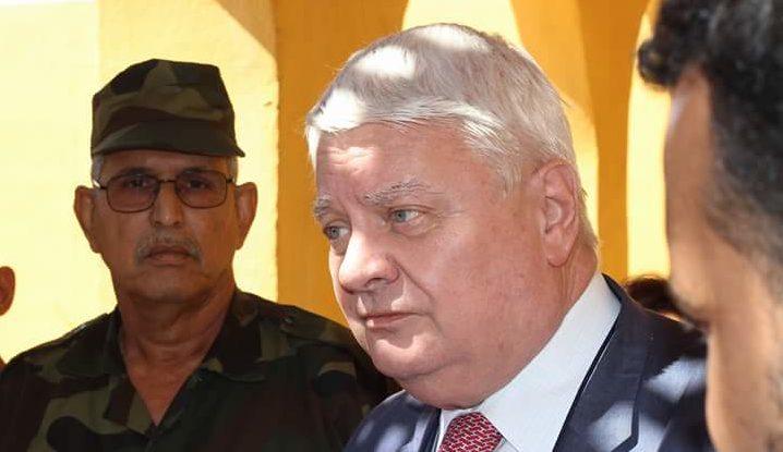 Herve Ladsous, Jefe de las Misiones de Paz de la ONU