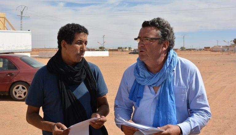 El manifiesto ha sido presentado por Pepe Taboada y Abdullah Arabi