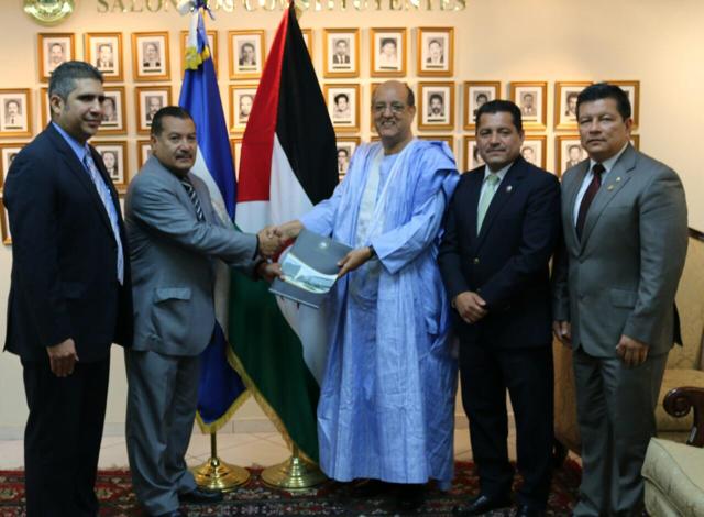 Grupo Parlamentario Saharaui-Salvadoreño