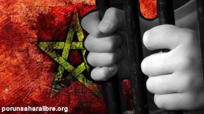 niños saharauis detenidos