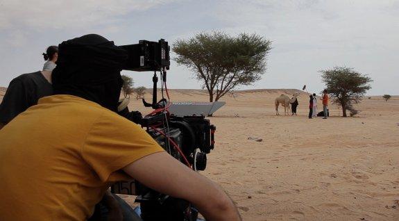 rodaje de 'Palabras de Caramelo' candidata premios goya
