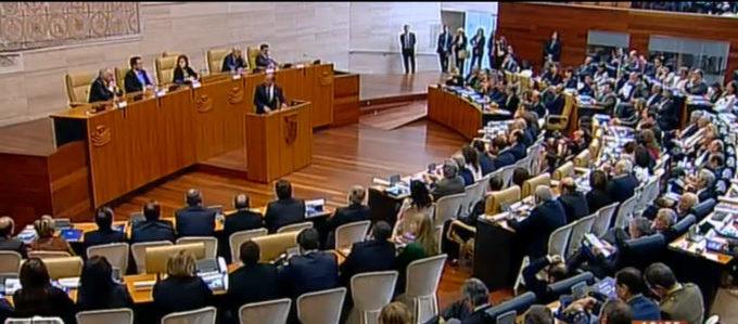 Asamblea Extremadura