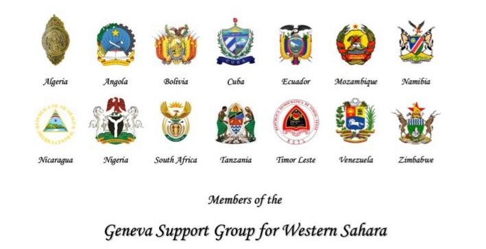 G-14 - Grupo de Apoyo de Ginebra al Sahara Occidental