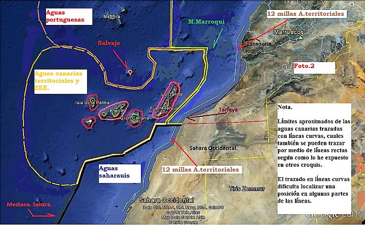 Tibieza del Estado y del Gobierno de Canarias frente a Marruecos