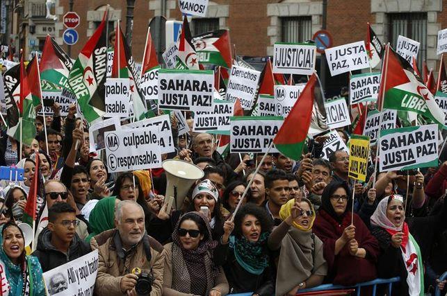 Manifestación madrid 2017