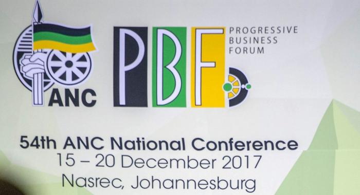 Conferencia del Congreso Nacional Sudafricano