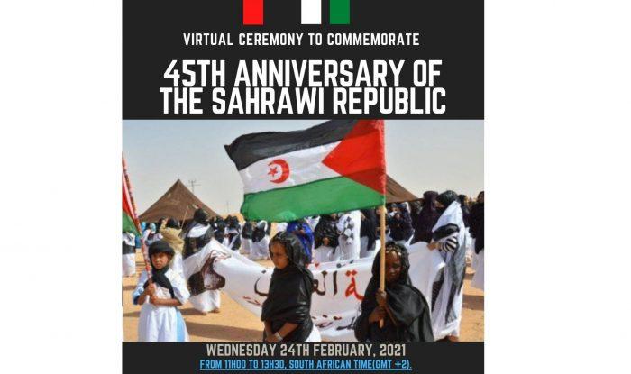 Declaracion de la Conferencia Virtual sobre Movimientos Africanos en Solidarida con el Sahara Occidental con motivo del 45 Aniversario de la República Saharaui | POR UN SAHARA LIBRE .org - PUSL
